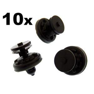 20x Panneau de Porte Clips Garniture Intérieure Fixation colliers pour VW AUDI MERCEDES