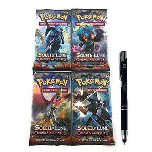 CARTE A COLLECTIONNER Carte Pokemon - Lot de 4 boosters Soleil et Lune O