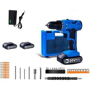 200Nm// Brushless// 3-Vitesses Visseuse /à Chocs 20V Sans Fil Silex/® 20V sans batterie ni chargeur mallette de transport