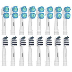 BROSSE A DENTS Candore® 16 Brossettes -  Mixtes T-Zone & DualZone
