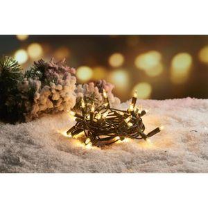 GUIRLANDE DE NOËL Guirlande de Noël incandescente 50 ampoules - 6,25