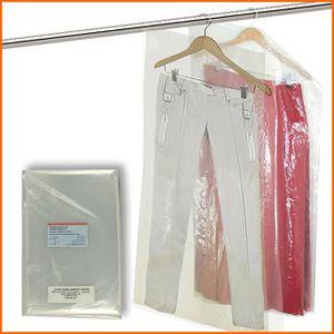 HOUSSE DE RANGEMENT 50 Housses de rangement vêtement en polyéthylène t