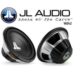 HAUT PARLEUR VOITURE SUBWOOFER 38 CM JL AUDIO 15W0V2