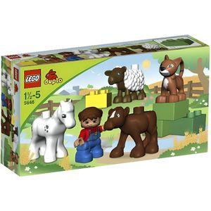 ASSEMBLAGE CONSTRUCTION Lego - 5646 - Jeu de Construction - Duplo LegoVill