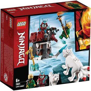 ASSEMBLAGE CONSTRUCTION LEGO® NINJAGO® 70671 L'épopée de Lloyd