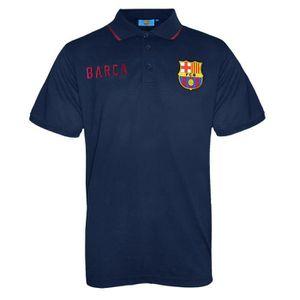 MAILLOT DE FOOTBALL FC Barcelone officiel - Polo de football homme - b