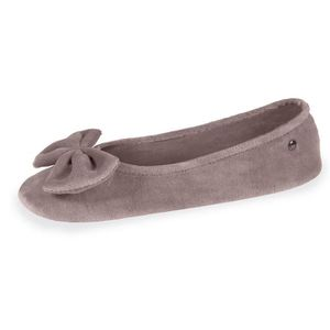 a1fd0a1c2c1ec BALLERINE Chaussons femme - Taupe - 95811-ABI-CFG