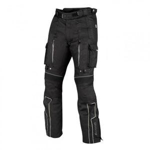 VETEMENT BAS Pantalon moto - Pantalon Bering SANTIAGO Noir - M