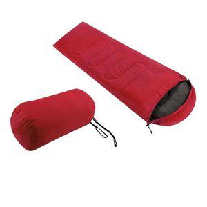 SAC DE COUCHAGE Grand sac de couchage confortable duvet chaud simp