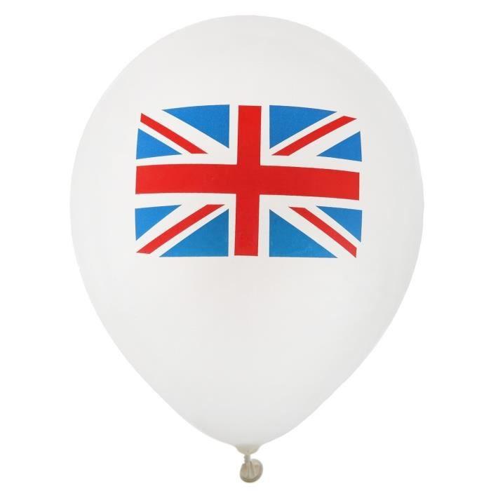 SANTEX Ballon Angleterre tricolore