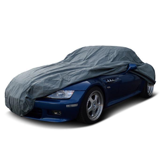 Peugeot 407 Berline Bâche de protection housse voiture toute saisons été hiver utilisation intérieure extérieure