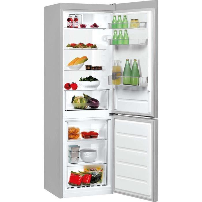 Réfrigérateur Combiné INDESIT LR 8 S 1 FS