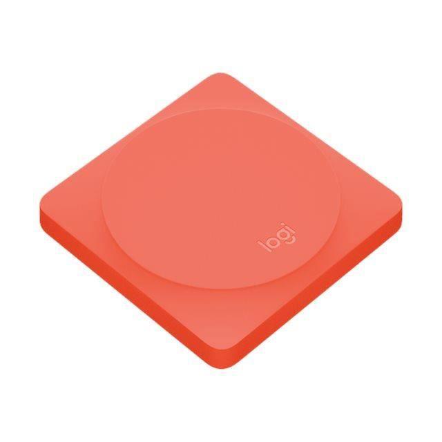 Logitech POP Add-on Home Switch Interrupteur sans fil Bluetooth, Wi-Fi Corail