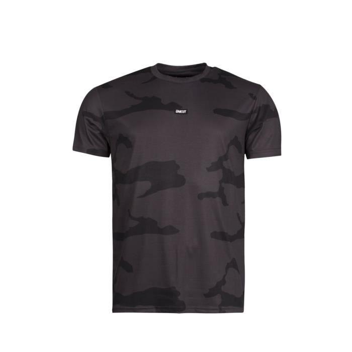 T-shirt Unkut Show Noir