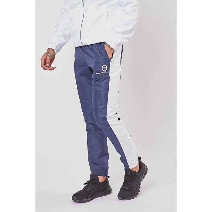 Pantalon de jogging Frassino bleu/blanc / Sergio Tacchini