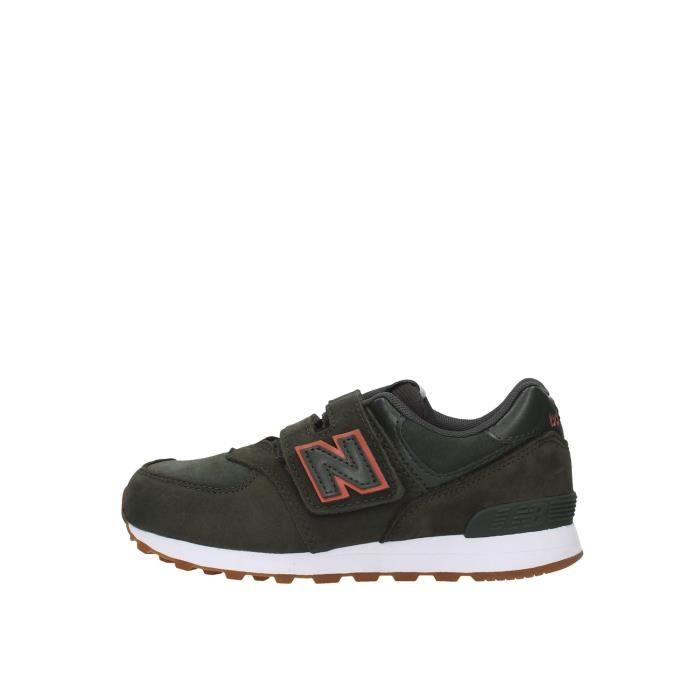 New Balance YV574PGO chaussures de tennis faible Enfant VERT