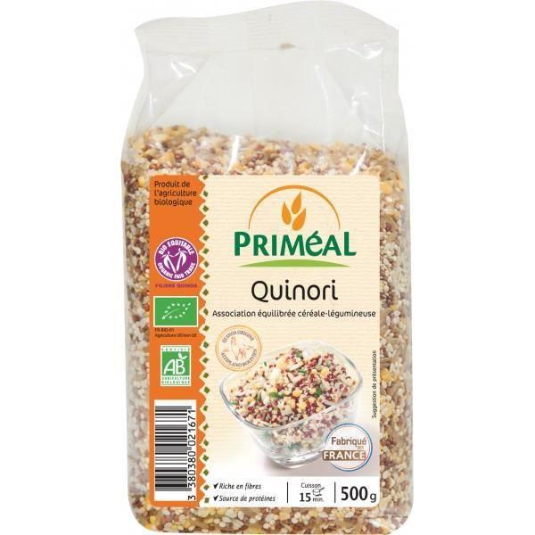 Céréales grains de quinori, 500 g, Priméal