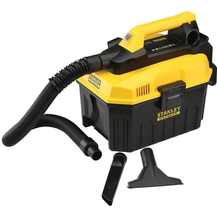 Stanley FMC795B Aspirateur sans fil à batterie 18V eau poussière sans Accu