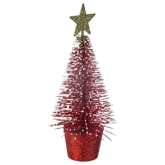 """10/"""" Noël Argent Grande paillettes arbre de Noël Ruban Cadeau Emballage Décoration Bow"""