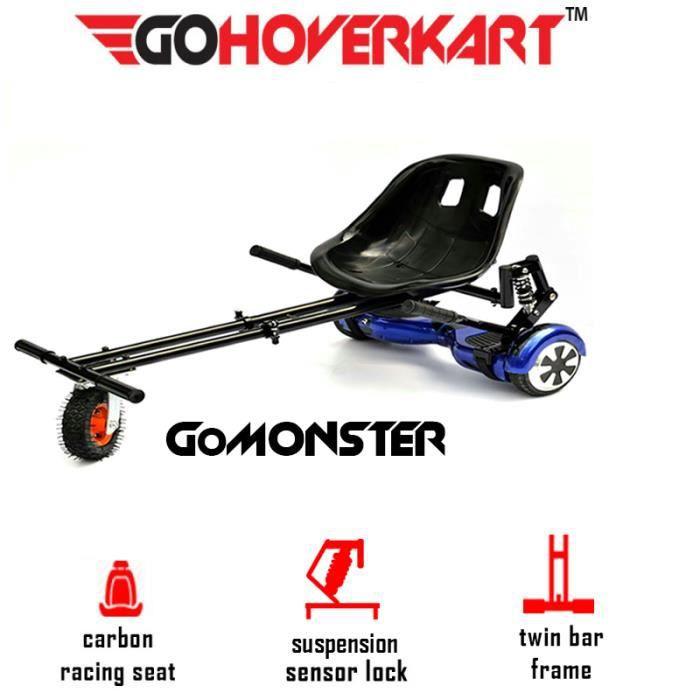 ACCESSOIRES GYROPODE - HOVERBOARD Official GoHoverkart Suspension & Springs Monster