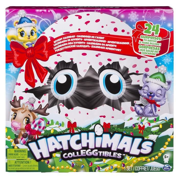 Hatchimals à Collectionner   6044284   Calendrier de l'Avent 2018
