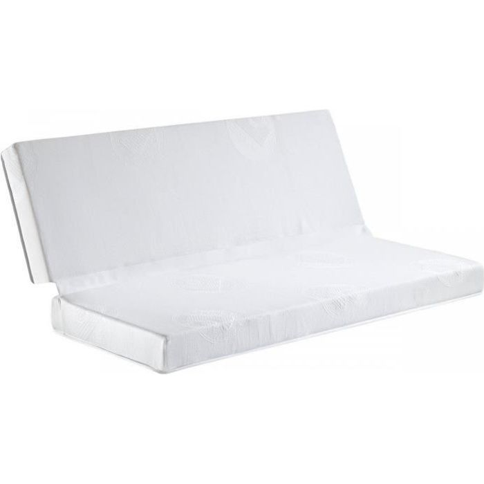 matelas bultex pour clic clac 70 70x190 achat vente. Black Bedroom Furniture Sets. Home Design Ideas
