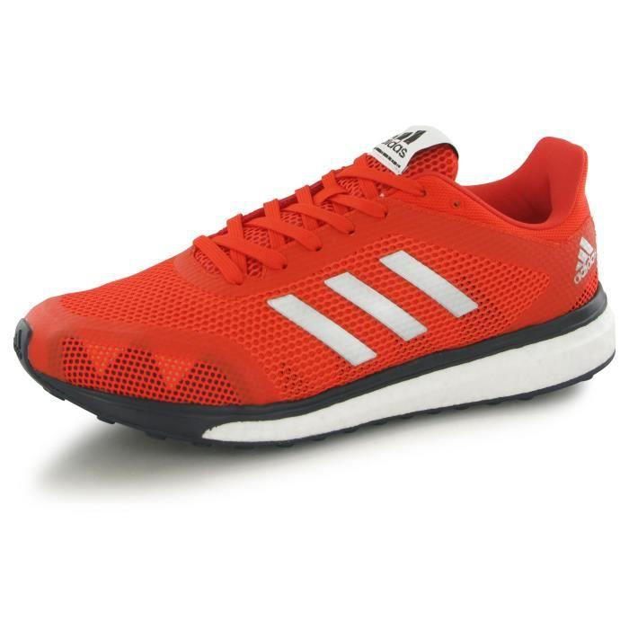 Adidas Performance Response + M rouge, chaussures de running ...