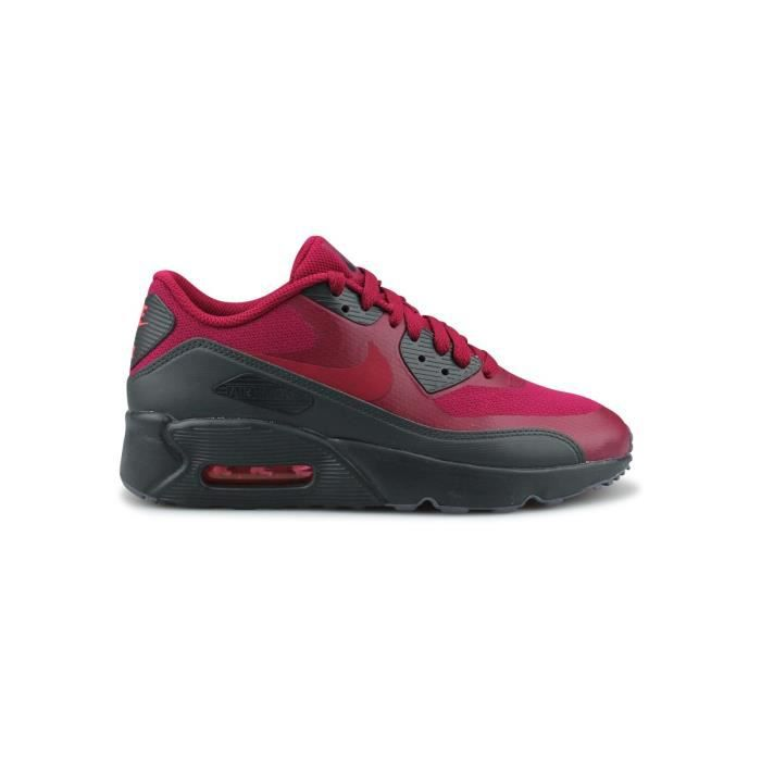 BASKET Baskets Nike Air Max 90 Ultra 2.0 Junior Rouge