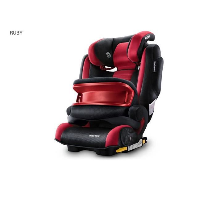 SIÈGE AUTO Siège auto Monza Nova IS - Seatfix  Ruby (groupe 1
