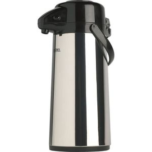VAISSELLE CAMPING Thermos 184672 Pichet à pompe THERMOS-Inox-1,9L