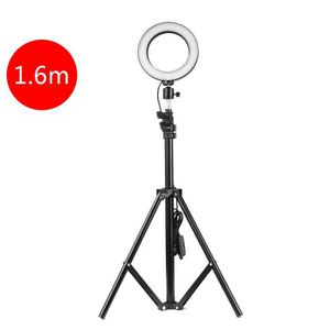 LAMPE ESCLAVE - FLASH Réglable 160mm Photographie LED Selfie Light-Ring