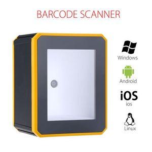 SCANNER 1D/2D Lecteur de Codes à Barres Scanner Bureau POS