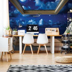 AFFICHE - POSTER Poster Mural Divers  Ciel et nuagesVEXL - 208cm x