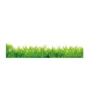 STICKERS Stickers muraux Vert Herbe Autocollant Mural Amovi