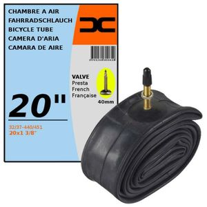 VeloChampion X 3/Maxgear VTT Chambre /à air 61/cm X1.75//2,125/Chambre /à air Valve Schrader 36/mm