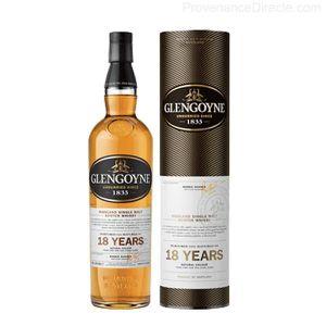 WHISKY BOURBON SCOTCH Whisky Glengoyne 18 ans