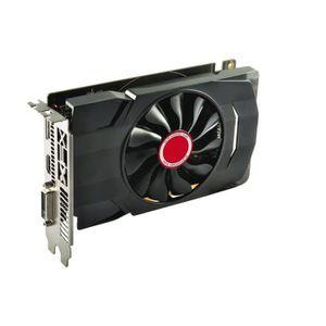 CARTE GRAPHIQUE INTERNE XFX RX-550P2SFG5 Carte graphique AMD Radeon RX 550