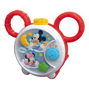 NURSERIE MICKEY Projecteur Musical Veilleuse Clementoni