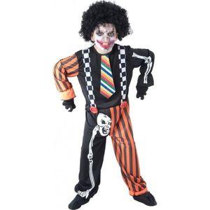 DÉGUISEMENT - PANOPLIE Déguisement de Clown Halloween Enfant