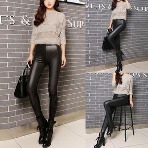 PANTALON Femme Automne Hiver Plus Chaud Pantalon De Velours