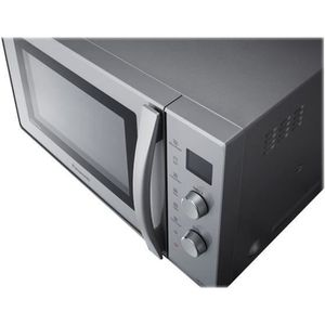 MICRO-ONDES Panasonic - micro-ondes combiné 27l 1000w argent -
