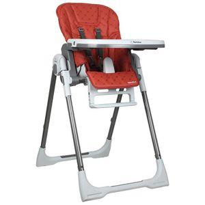 Slg Classic Renolux Chaise haute bebe vision avec reducteur
