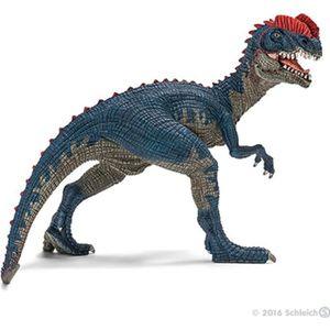 FIGURINE - PERSONNAGE Schleich Figurine 14567 - Dinosaure - Dilophosaure