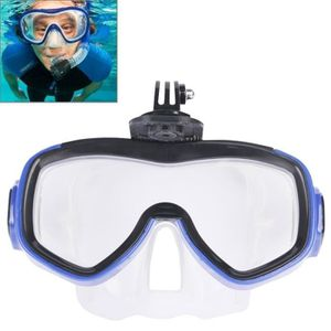 MASQUE DE PLONGÉE Masque de plongée GoPro Équipement Sports nautique