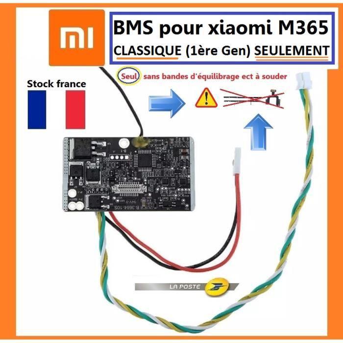 BMS pour trottinette électrique Xiaomi M365 CLASSIQUE 1 GEN Carte imprimée électronique pièce détaché xiaomi