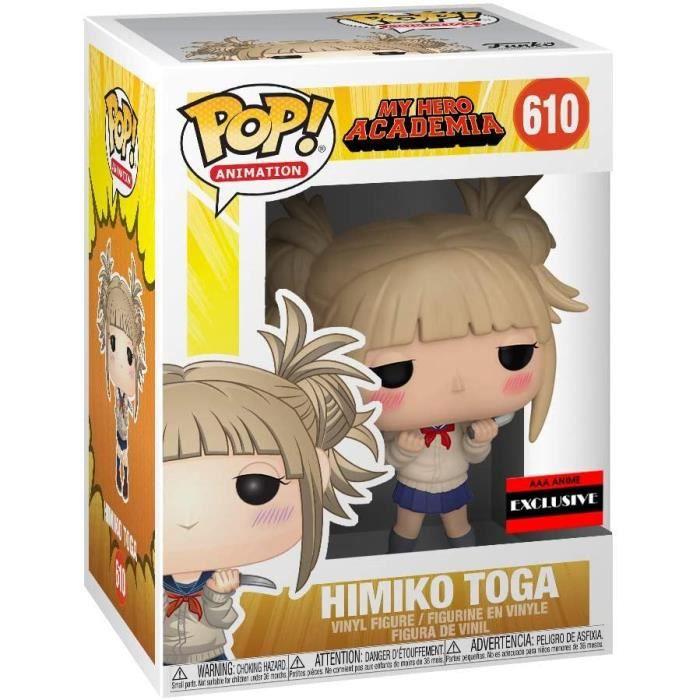 Pop! Animation My Hero Academia Himiko Toga #610