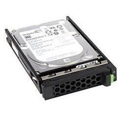 FUJITSU Disque dur - 600 Go - Échangeable à chaud - 2.5- (dans un support de 3,5-) - SAS 12Gb/s - 10000 tours/min