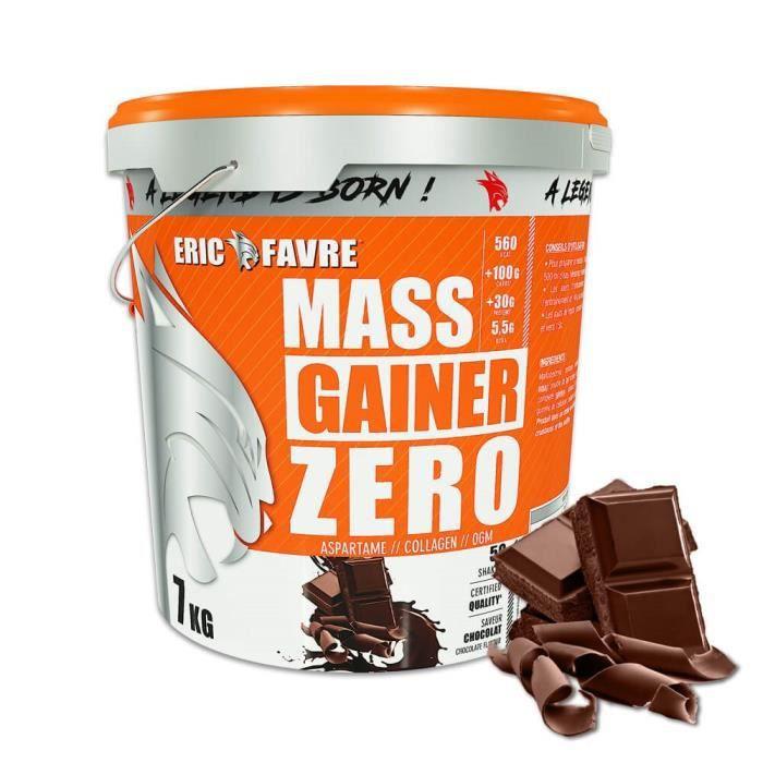 Mass Gainer Zero Chocolat