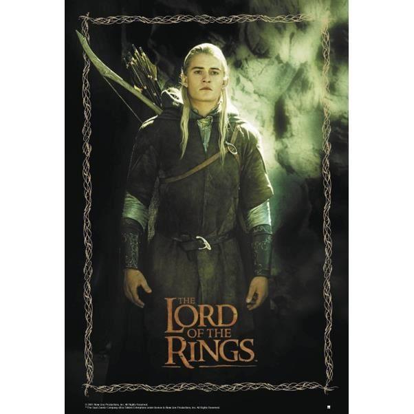 Poster le Seigneur des Anneaux