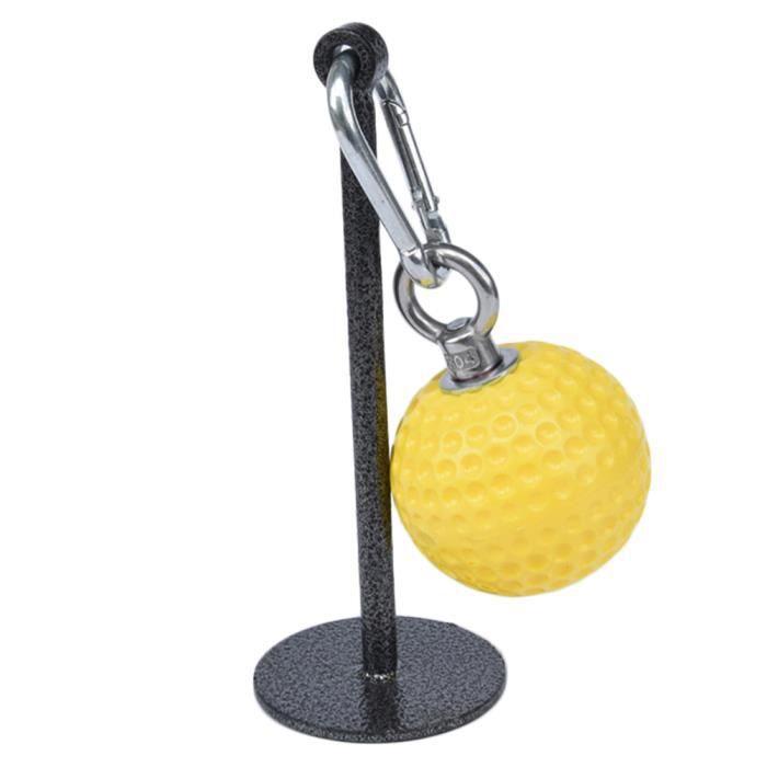 1 pc poignée pratique balle et support d'haltère HAND GRIP - PINCE DE MUSCULATION - POIGNEE DE MUSCULATION - BALLE DE MUSCULATION